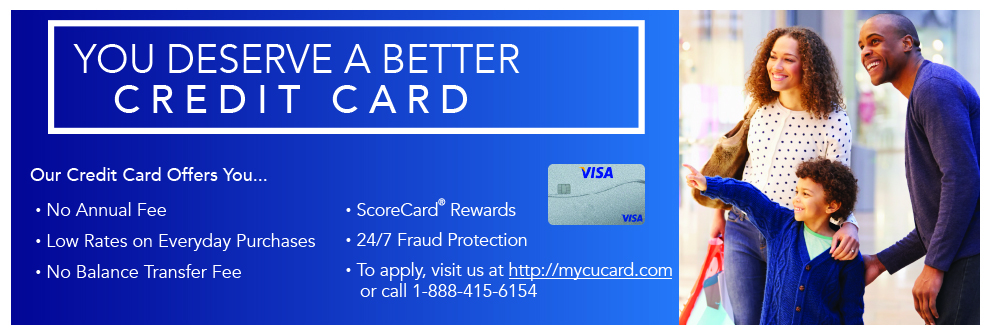 Credit Card Banner Ad
